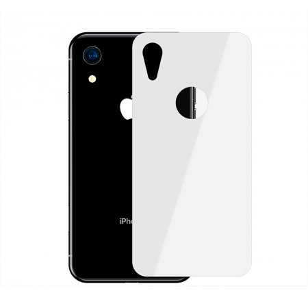 Защитное стекло Tempered glass rear protector для Apple iPhone XR